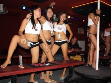Philippine go girls