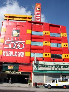 Sogo Hotel Logo