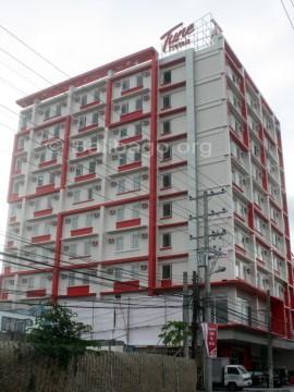 Tune Hotel in Balibago, Angeles City, Philippines